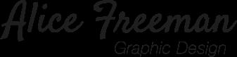 Alice Freeman – Graphic Designer